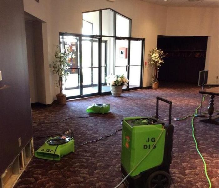Commercial Restoring Your Commercial Property After Water Damage