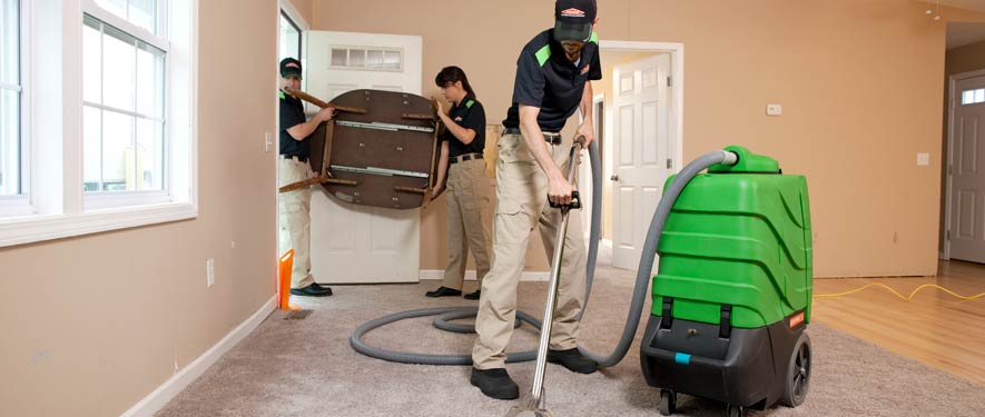 Gallipolis, OH residential restoration cleaning